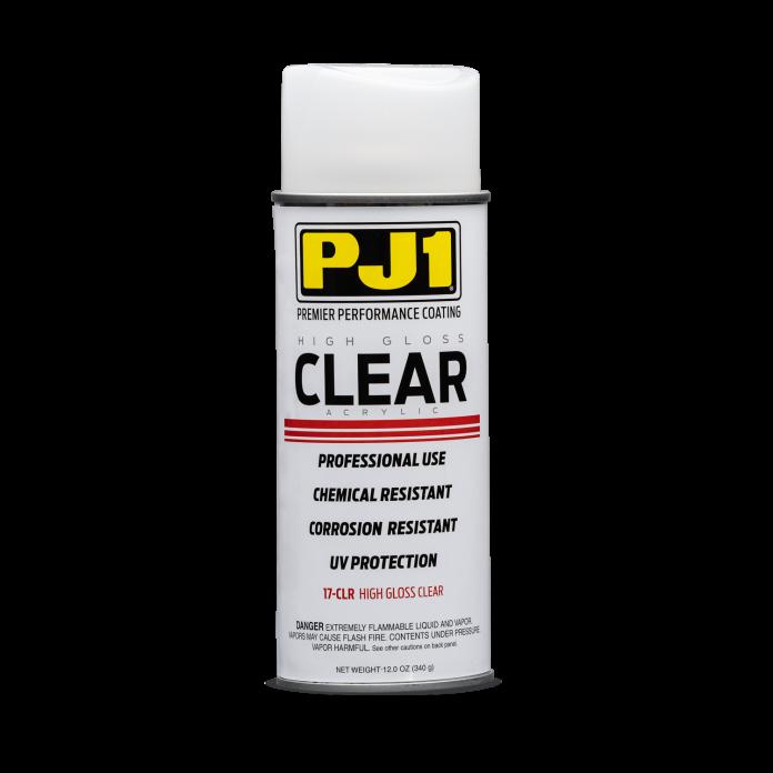 17-CLR | Clear Acrylic