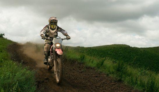dirt bike, foam filter