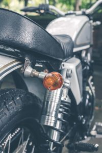motorcycle shock, types of shocks